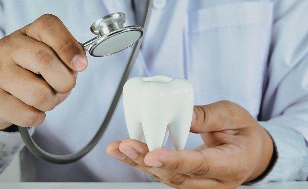 歯の診察イメージ