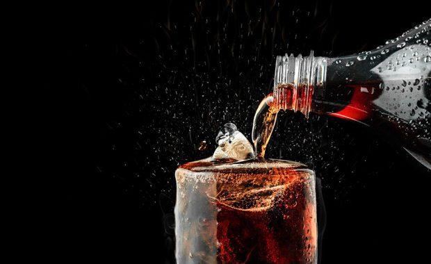 炭酸飲料のイメージ